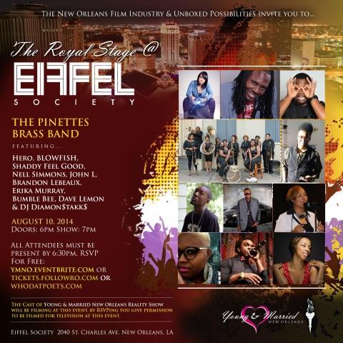 Eiffel flier
