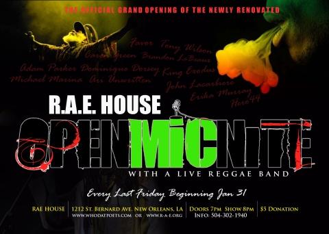 Grand Opening Reggae