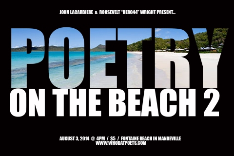 Poetry On The Beach2